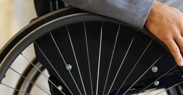 Rolstoel handicap